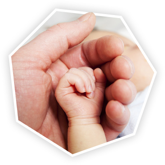 baby-hand-hexagon